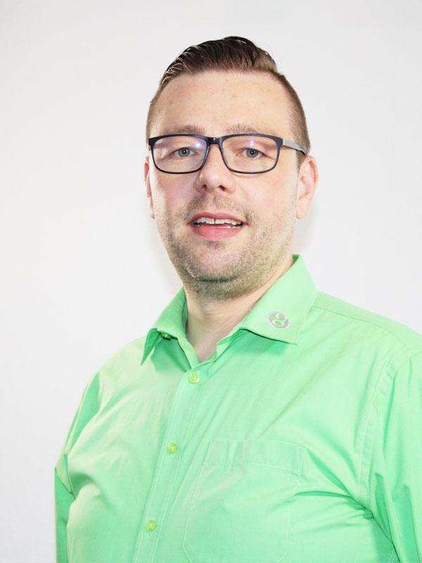 Thorsten Dampf - Geschäftsführer der dampf.consulting GmbH